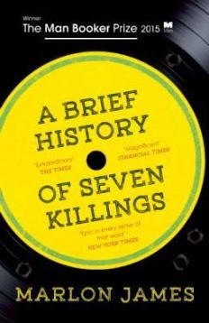 James, Marlon - A Brief History of Seven Killings