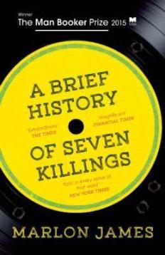 James, Marlon - A Brief History of Seven Killings