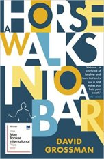 Grossman, David - A Horse Walks into a Bar
